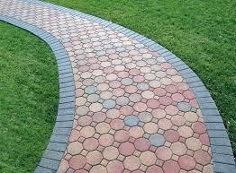home depot patios patio edging bricks garden paving grey pat rock edging for landscaping gravel