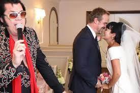 David Harbour marry in Las Vegas ceremony
