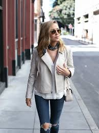 leather jacket ripped jean mary orton fashion blogger