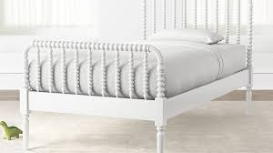 Jenny Lind Kids Bed (White) | Crate and Barrel