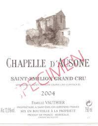 mas de la chapelle interview proprietaire. Chateau Ausone Chapelle D\u0027Ausone 2010 Bordeaux Red Blends Wine Mas De La Interview Proprietaire