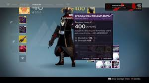 Destiny 1 Max Light Destiny Vosik Challenge Mode 400 Light Warlock Drops