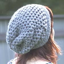 Hipster Beanie Crochet Pattern Interesting 48 Slouchy Beanie Crochet Patterns For Beginners Intermediates