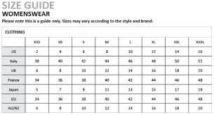 Zara Shoe Size Chart Best Picture Of Chart Anyimage Org