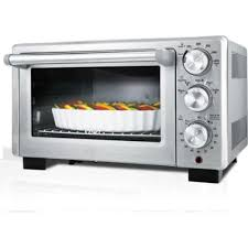 6 of 7 oster designed for life convection toaster oven stainless countertop bake gift