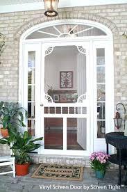 front doors with storm door. Sophisticated Interior And Furniture: Decor Design For Front Doors Creative Ideas Screen Door With Storm E