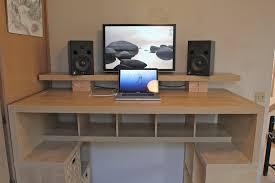 Sit Stand Desk Top Workstation