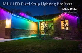 home led strip lighting. Magic LED Pixel Strip Lighting For House Decoration Home Led