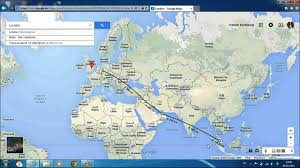 how to use the google maps distance calculator km m  youtube