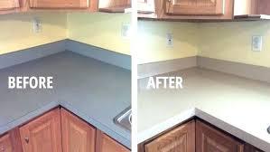 refinishing s ideas resurfacing kit home depot coating tire chocolate brown paint countertop granite best