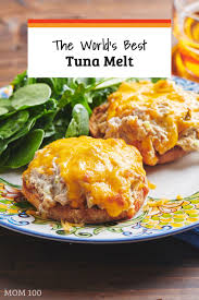 The World's Best Tuna Melt Recipe ...