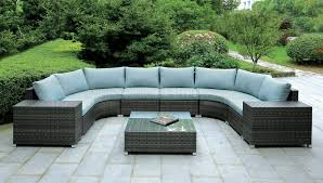 outdoor sectional metal. Large Size Of Patio Chairs:outdoor Sectional Sofa Garden Furniture Corner Metal Outdoor O