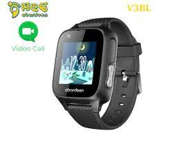 Đồng hồ định vị Abardeen V3BL - Đen Đồng hồ thông minh - Vikid