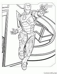 Disegni Da Colorare Avengers Assemble Fredrotgans