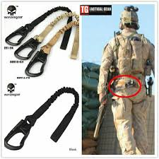 <b>Emersongear</b> Yates Outdoor NAVY SEAL Sling Safety Hook Strap ...