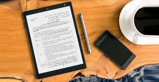 Sony ra mắt máy đọc tài liệu dùng màn hình e-ink 10 inch, nhỏ gọn và dễ cầm  hơn