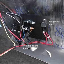 electric fuel pump relay wiring diagram Wiring Diagram For Fuel Pump Relay fuel pump relay installation diagram wiring diagram collection wiring diagram for an electric fuel pump and relay