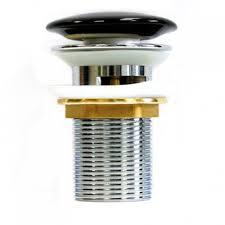 <b>Донный клапан Melana T201B</b> (черный) купить в Москве по ...