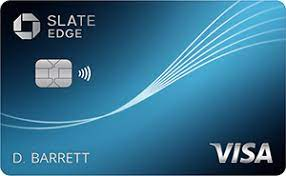 And that's any type of travel, too. New Chase Slate Edge Credit Card Review 100 Bonus Offer First Year 0 Intro Apr