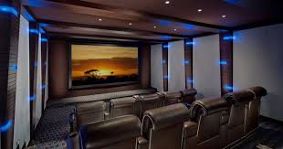 Home Theater Design Dallas Style
