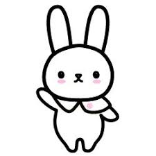 ウサギのイラスト素材ウサギのイラストフリー素材まとめ Naver まとめ