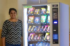 How To Rob Vending Machines Gorgeous Far Out NW Machines KickOff Vending On Distant StHelena