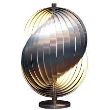 verner panton lighting. Verner Panton Moon Table Lamp At 1stdibs Lighting