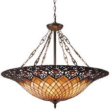 Tiffany Kitchen Lighting Plan Tiffany Glass Pendant Light M4534 Led Lighting Red Tiffany