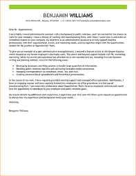 admin assistant cover letter sample administrative assistant cover letter example emphasis 2