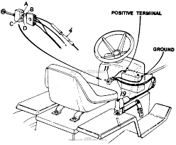 mtd 190 749 190 electric lift kit 1988 parts diagram for electric zoom
