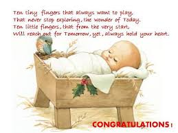 Congrats Baby Born Greetings On The Birth Of A Baby Free New Baby Ecards