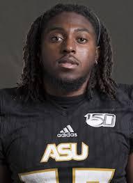 Ezra Gray - 2021 - Football - Alabama State University Athletics