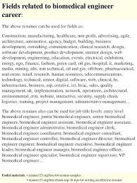 Biomedical Engineering Manager Sample Resume Best Biomedical Engineer Resume Colbroco