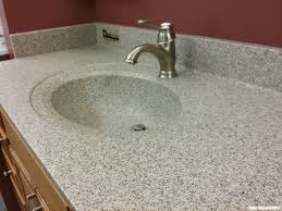 cultured marble countertops install t m