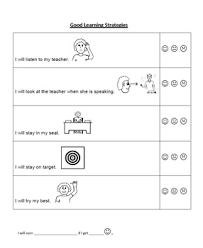 Teacher Reward Chart Learning Behavior Reward Chart