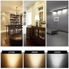 5000k Led Light Bulbs 10pcs 9 5w E27 A60 Led Light Bulb 800 Lumens 5000k Daylight