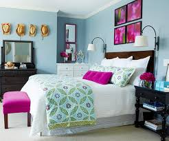Decoration Ideas For Bedrooms Cool Design The Beauty Of Blue Color Used For Bedroom  Decorating Ideas