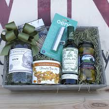 st george gin martini gift basket