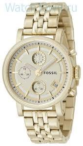 Женские наручные <b>часы FOSSIL ES2197</b> в Москве. Кварцевые ...