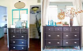Multipurpose Dressers In The Bedroom And Entryway