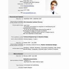 Free Creative Resume Template Recent Free Creative Resume Templates ...
