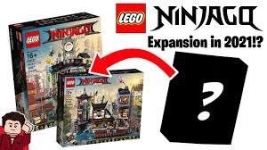 LEGO Ninjago City Expansion Coming in 2021   The Gardens of Ninjago City -  YouTube