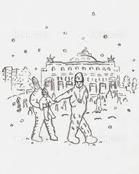 さっぽろ雪まつりの画像素材50029425 イラスト素材ならイメージナビ