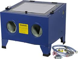 Sand Blasting Cabinets Bench Model Abrasive Blasting Cabinet Princess Auto
