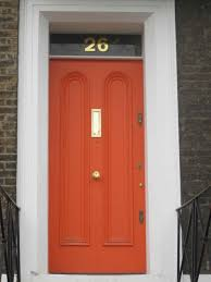 how to paint a front doorMoore Country Redwood But Wait Whatus That How To Paint Exterior