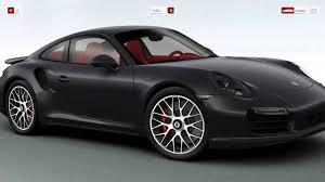 2014 porsche 911 turbo interior. 2014 porsche 911 turbo black leather interior vs red youtube