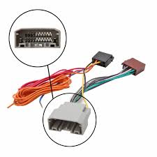 car stereo radio iso wiring harness connector adaptor cable for jeep iso wiring harness xtrons car stereo radio iso wiring harness connector adaptor cable for jeep patriot