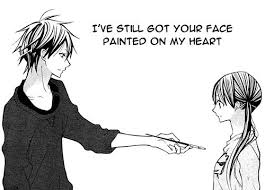 Anime Love Quotes Interesting Cute Love Quote AnimeAnimationGames Pinterest Anime Manga