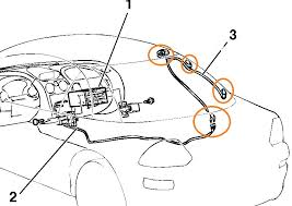 i have a 2001 mitsubishi eclipse with the radio antenna built into 2003 mitsubishi eclipse amp wiring diagram at 2003 Mitsubishi Eclipse Radio Wiring Diagram