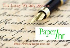 The Writing Process How To Write A Basic Essay Paper Per Hour